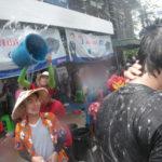 ソンクラー 水かけ祭り タイの生活・風習