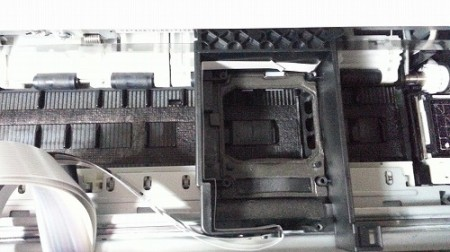 インク詰まりに効果のあったクリーニング液はこれだった! EPSON EP-803A  electric