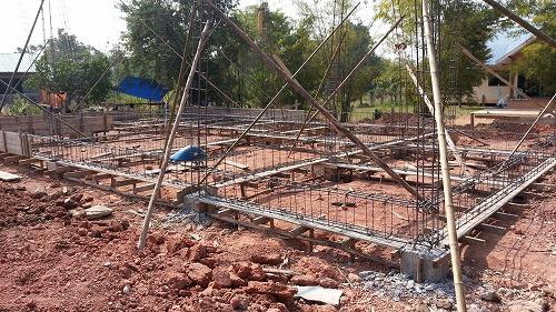 タイの田舎に家を建てる その3