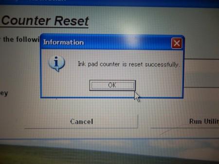 知らなかった! EPSON 廃インクの限界エラーはEpson Ink Pads Reset Utilityでリセット electric