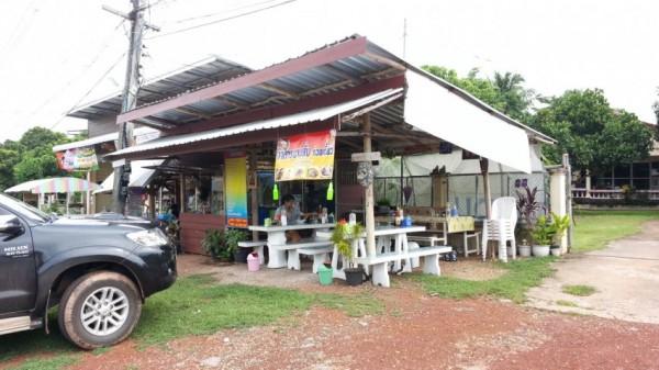 タイの飯屋 おいしい飯屋を発見