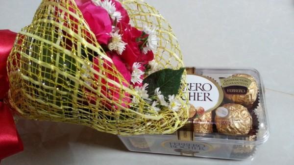 チョコとバラと小市民な嫁