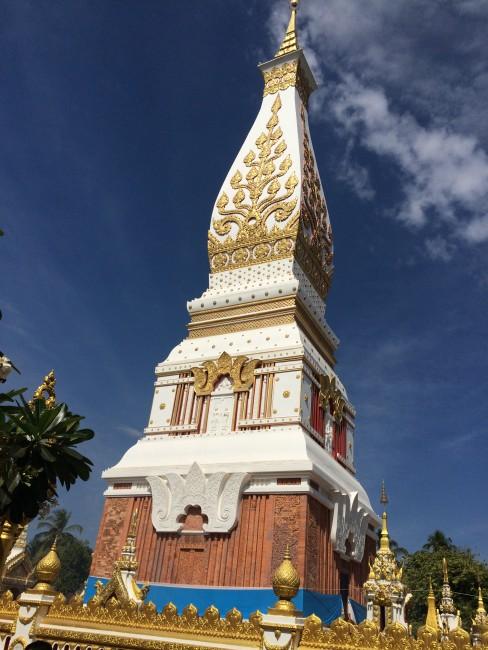 ターとパノムのお祭りで大人の射的!(射撃?) タイの生活・風習