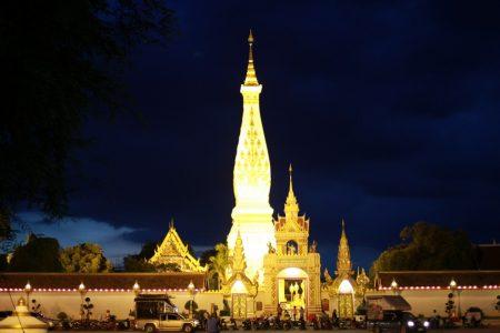 タートパノム寺院