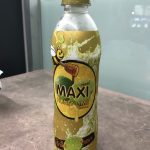 これはアローイ 炭酸入りはちみつレモン?