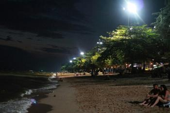 ジョムティエンビーチに行ってみた タイの生活・風習