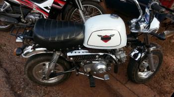 バイク HONDA ゴリラ125cc?タイ仕様 乗り物・車・バイク