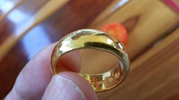 金が暴落!金の指輪を買ってみた タイの買い物