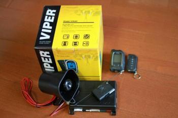 HILUX VIGOにカーセキュリティーVIPER 5704を付けてみた 乗り物・車・バイク