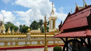 タートパノムにダンブンしてきた タイの生活・風習